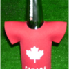 Bottle sleeve with your custom print image