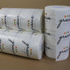 Paper kitchen towel with custom print image