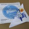 Medium microfiber lens cleaning cloth with custom print image