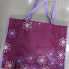 Custom printed PP non-woven bag 43x41x11cm image