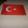 Custom printed car flag 30x45cm  image