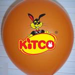 """Custom printed 12"""" (30cm) balloon with your logo or design image"""