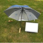 "Custom printed straight umbrella 21"" image"